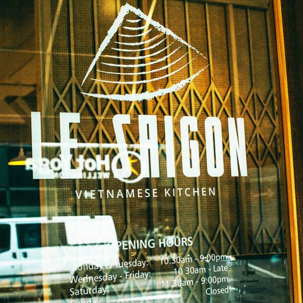 Vietnamese Kitchen Wellington